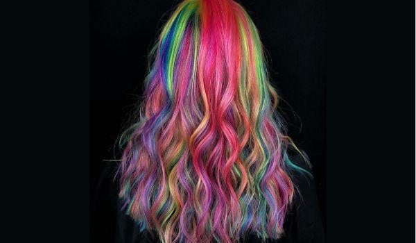 cabelo fantasia