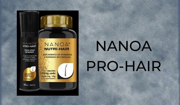 Nanoa Pro Hair Banner