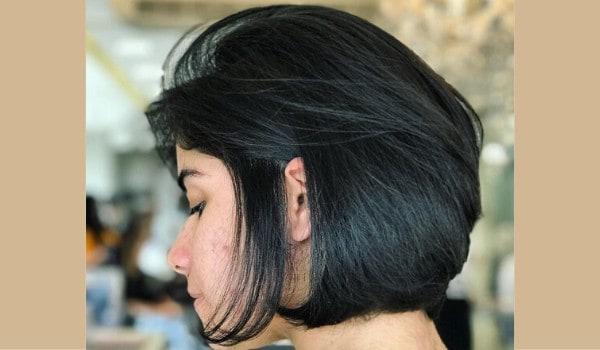 cabelo chanel curto