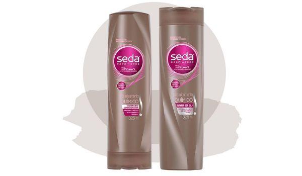 produtos para cabelos lisos
