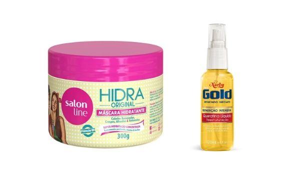 tratamento para o cabelo