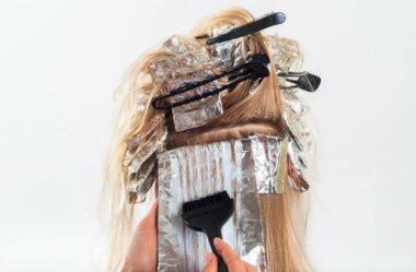 Como remover tinta de cabelo da pele?